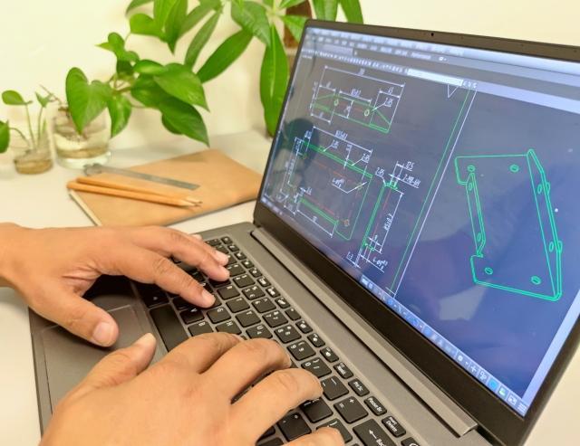 機械図面作成のためのAuto CAD基礎講座