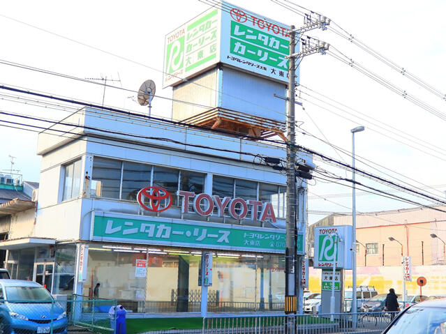 株式会社 トヨタレンタリース大阪